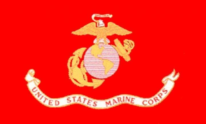 Flagge U.S. Marine Corps