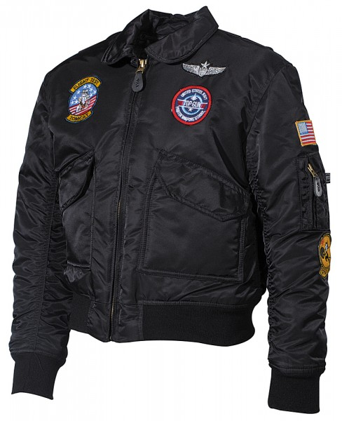 US CWU Kinder Fliegerjacke