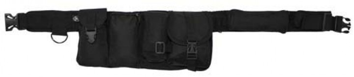 Hüfttasche mit 6 Taschen