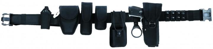 Koppel-Set EVA-Form schwarz