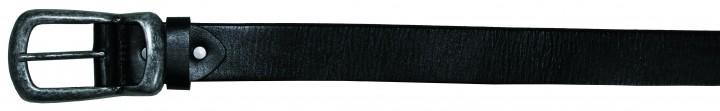 Ledergürtel 1-Dorn 4cm