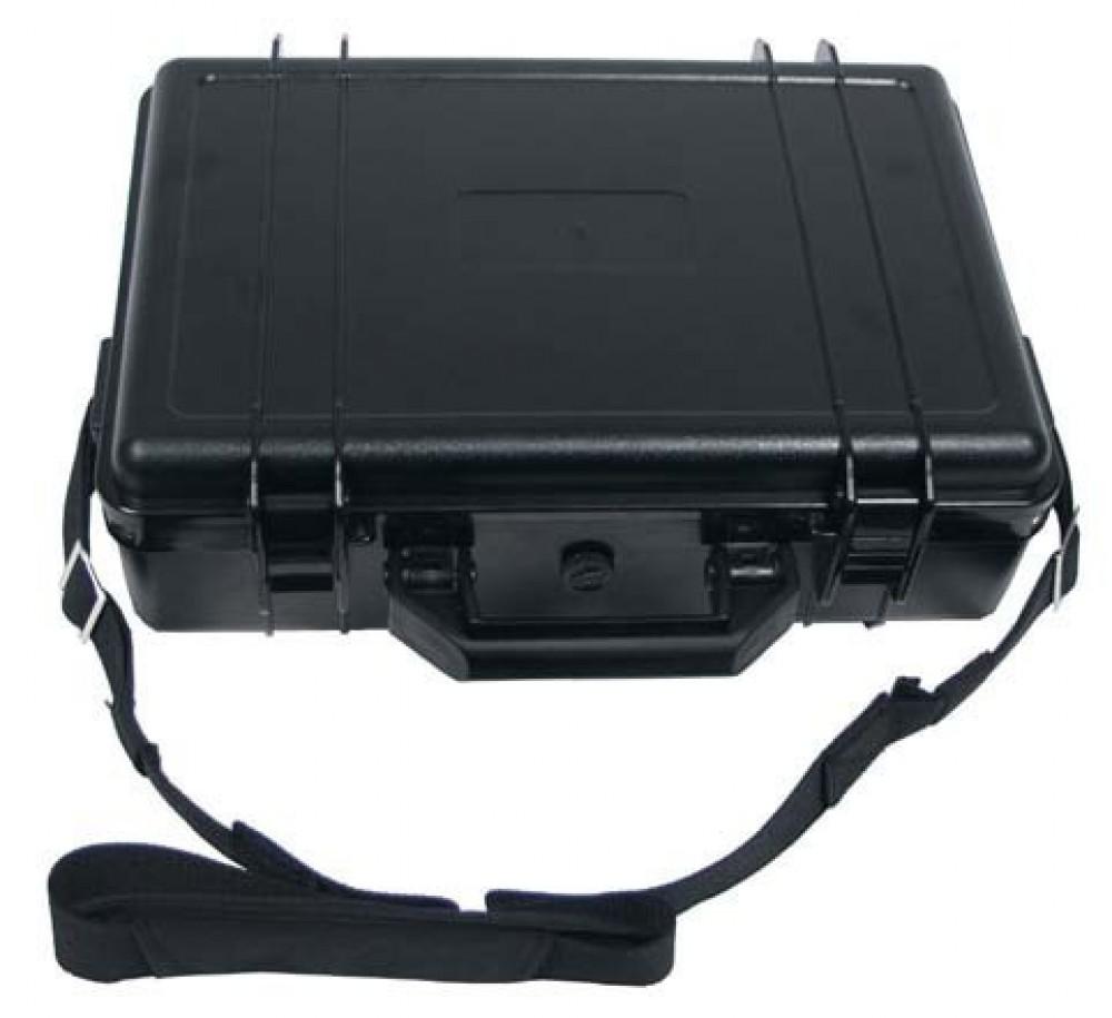 kunststoff koffer 39x29x12 schwarz bei bw. Black Bedroom Furniture Sets. Home Design Ideas