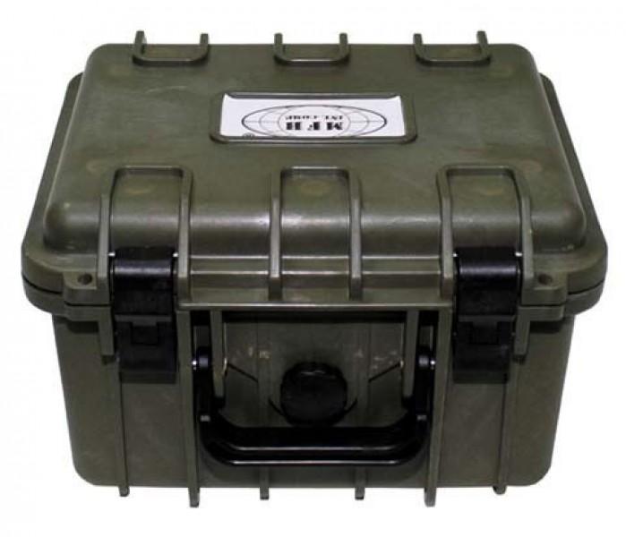 Wasserdichter Kunststoff Koffer 26,7x23,9x17,6cm