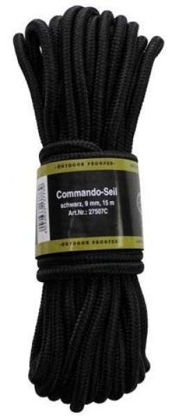 Commando Seil 9mm, 15m