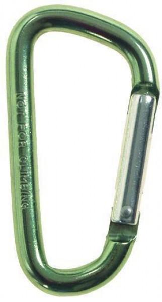 Karabiner D 7mm x 7cm