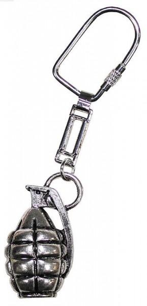 Schlüsselanhänger Handgranate