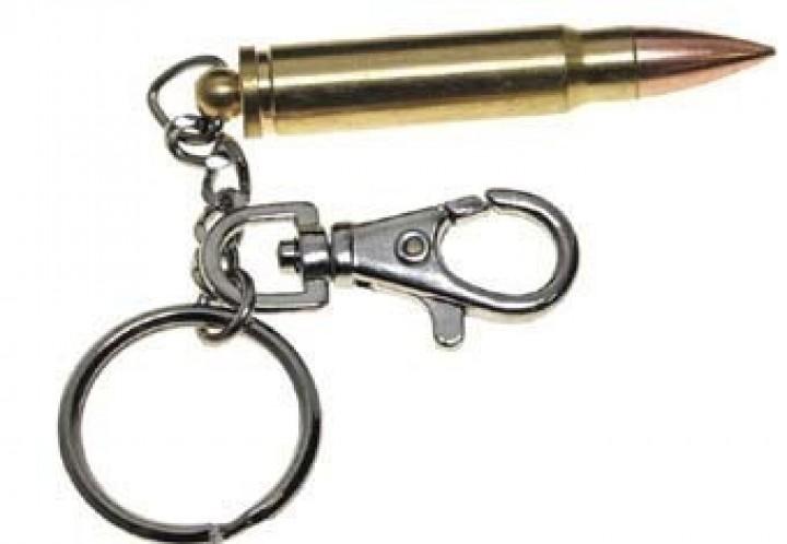 Schlüsselanhänger Patrone