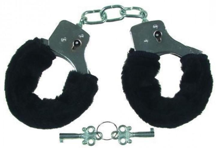 Plüsch Handschellen
