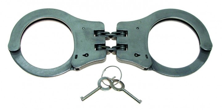 Handschellen Doppelkette