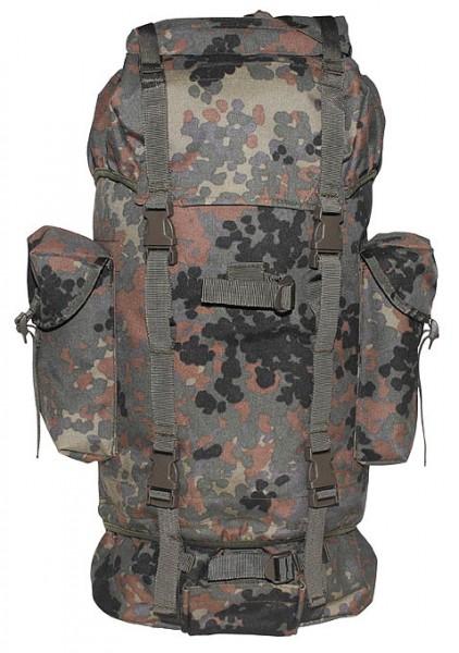 BW Kampfrucksack flecktarn groß orig. Cordura