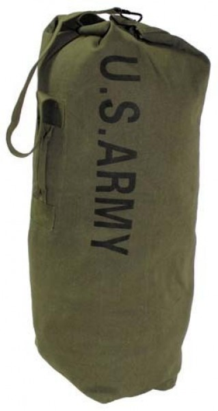 US Army Seesack oliv