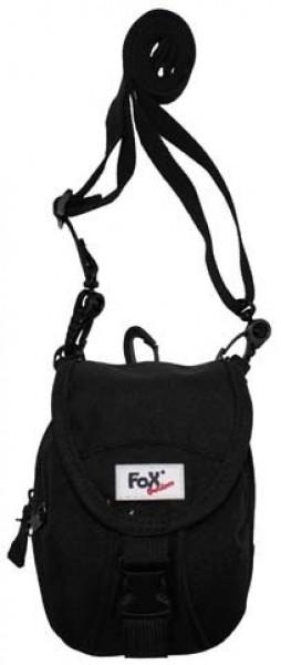 Fototasche schwarz groß