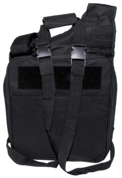 tactical vest weste rucksack kombination schwarz. Black Bedroom Furniture Sets. Home Design Ideas