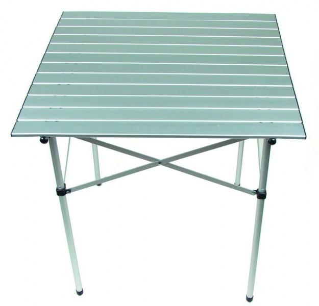 Aluminium Campingtisch 70x70
