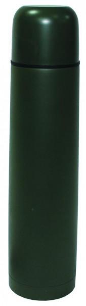 Vakuum Thermoskanne 1 Liter oliv