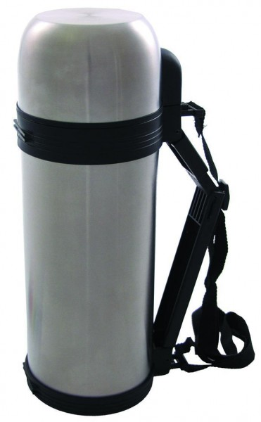 Vakuum-Thermoskanne mit Tragegriff 1,5L