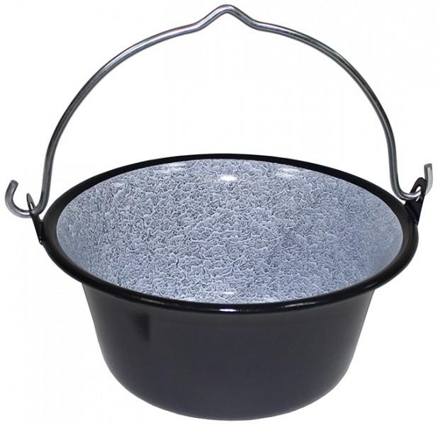 Emaille Gulaschkessel 4 - 40 Liter