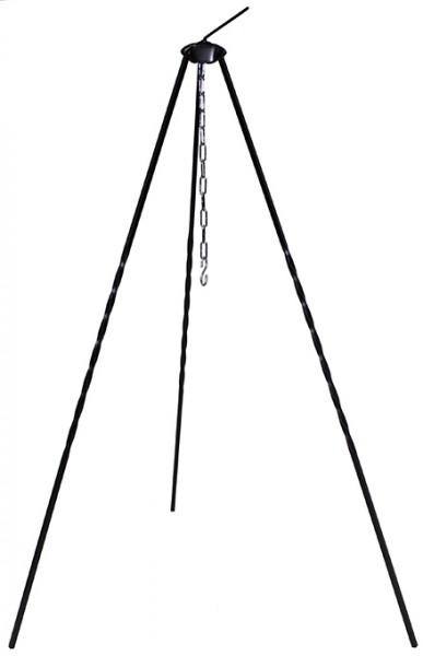 Dreibein für Gulaschkessel und Pfanne Höhe 1,0m