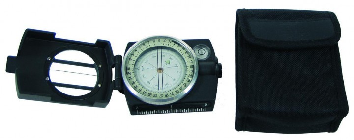 Kompass Präzision