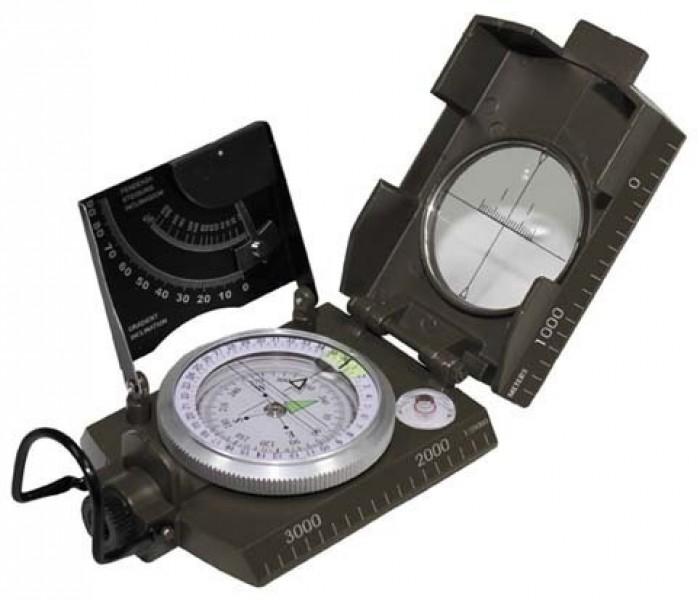 Italienischer Marschkompass