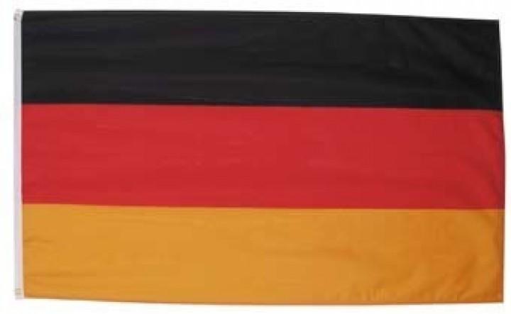 Flagge Deutschland ohne Adler