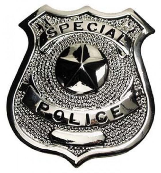 US Polizeiabzeichen Special Police