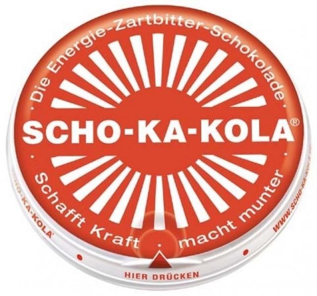 Energie Schokolade Scho-Ka-Kola 100g