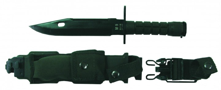 Bajonett M-9 Type II