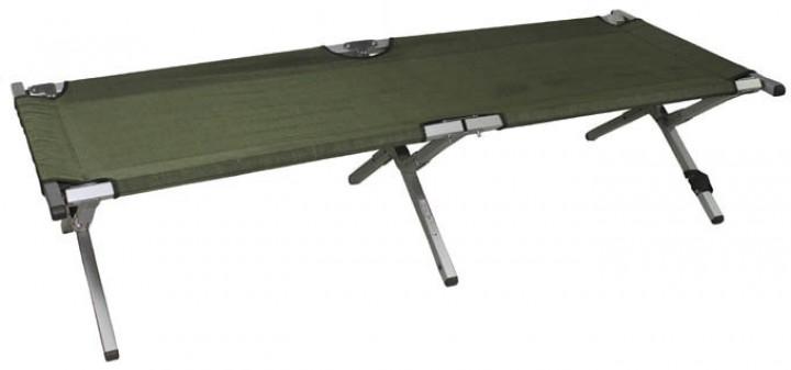Original bitisches Armee Feldbett oliv gebraucht
