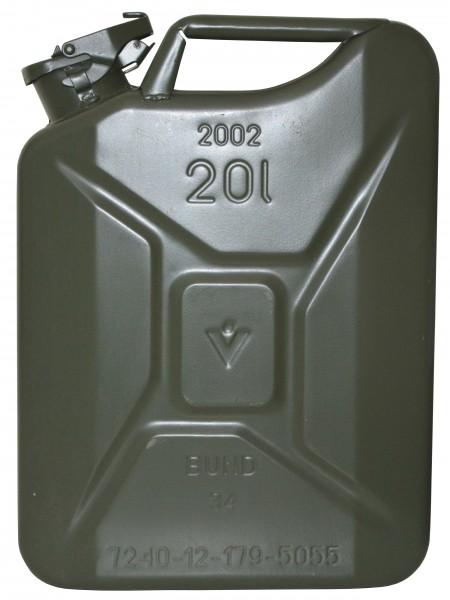 BW Benzin Kanister 20 Liter