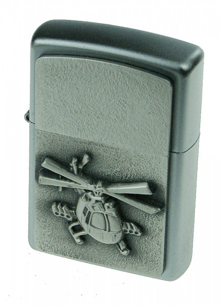 ZIPPO Feuerzeug Kampfhubschrauber