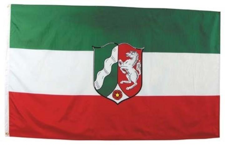 Flagge Nordrhein-Westfalen NRW